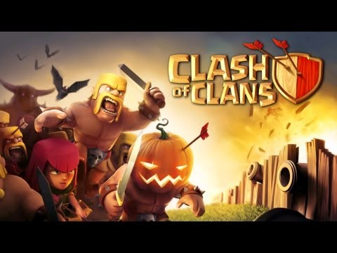 Clash of Clans - iPad Video Review (Strategy included in simonvideo.com)