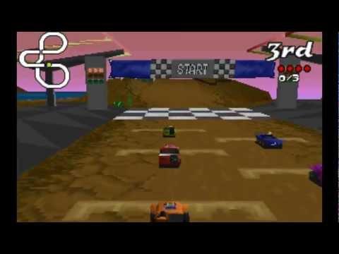 Big Red Racing - Gameplay [HD]