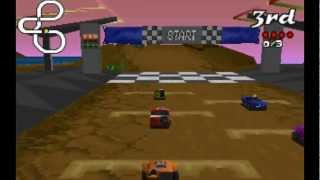 Big Red Racing - Gameplay [HD]