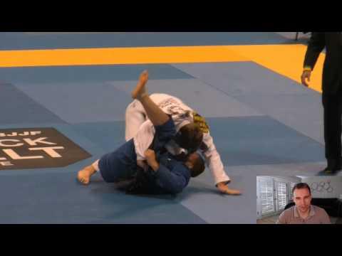 CC: Victor Estima vs. Clark Gracie - 2013 IBJJF Worlds