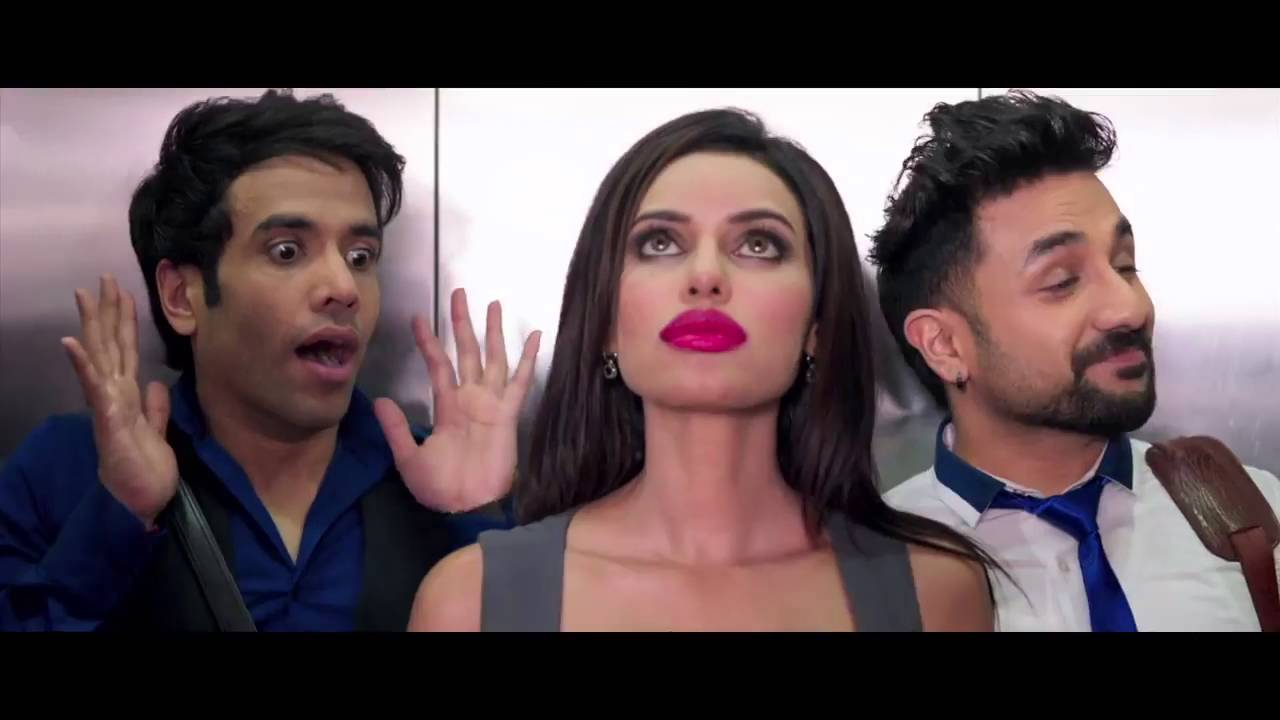 Download Mastizaade Official Trailer Sunny Leone   Tusshar Kapoor [Download movies at www.MoviesHunter.IN]