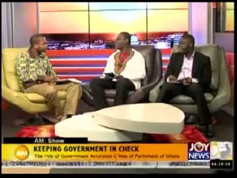 Keeping government in check - Joy news (26-5-14)