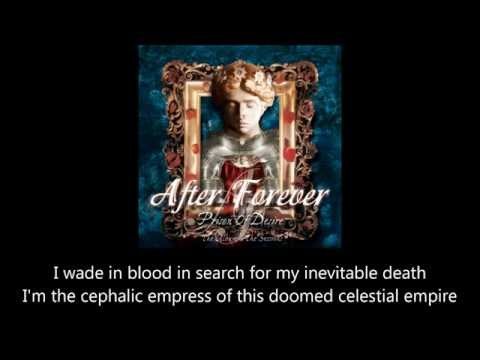 After Forever - Inimical Chimera (Lyrics)