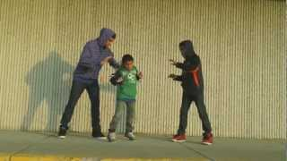 Kids Dubstep Dance Skills | NEW 2012
