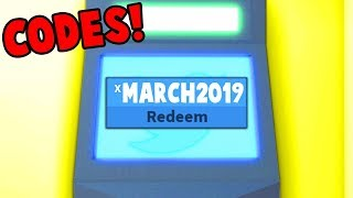 NEW ROBLOX JAILBREAK CODES!! *MARCH 2019*