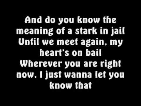 I Need you - N-DuBz with lyrics