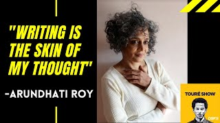 Author Arundhati Roy on Gandhi and discrimination
