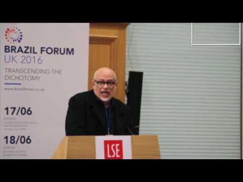 Luiz Felipe Pondé – Painel 3 – Brazil Forum UK 2016