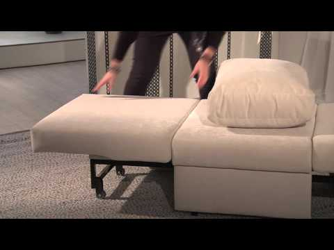 Schlafsessel Single - YouTube
