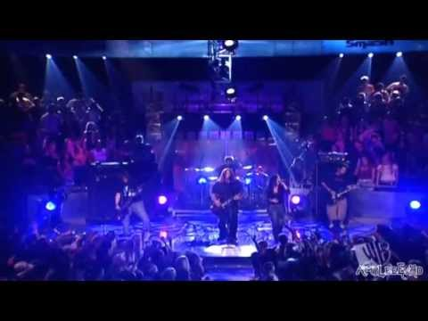 Seether Ft  Amy Lee   Broken Live @ Pepsi Smash 2004 HD