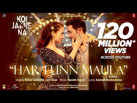 Har Funn Maula (Video Song) Koi Jaane Na | Aamir Khan | Elli A | Vishal D Zara K Tanishk B Amitabh B