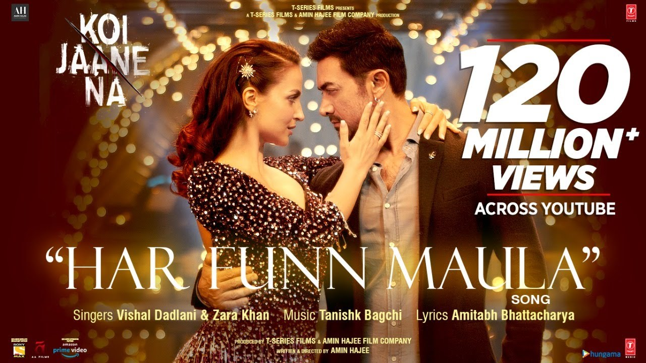 Download Har Funn Maula (Video Song) Koi Jaane Na | Aamir Khan | Elli A | Vishal D Zara K Tanishk B Amitabh B