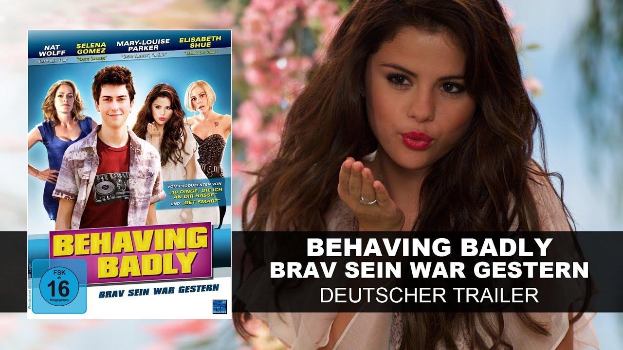 Behaving Badly – Brav Sein War Gestern Stream