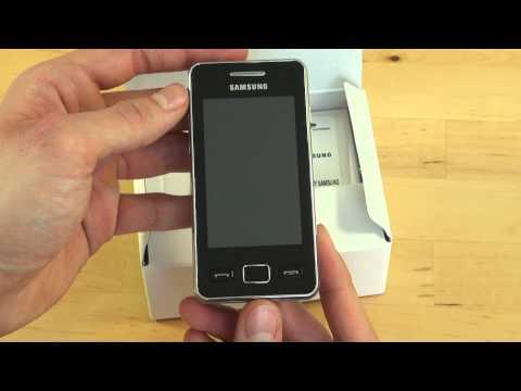 Samsung S5260 Star II Test Erster Eindruck