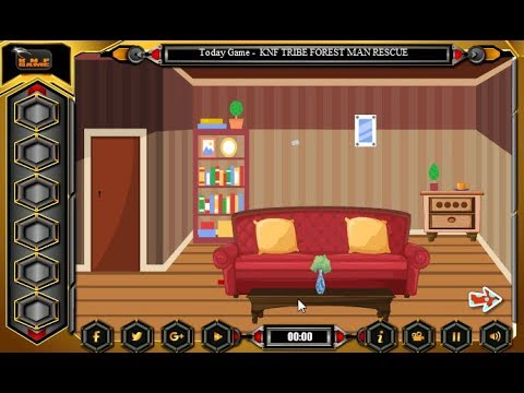 Knf Lovely Living Room Escape Walkthrough High Ceiling Design Ideas Pleasant House Knfgames Youtube