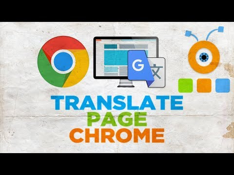 How to Translate a Page from One Language to Another in Google Chrome