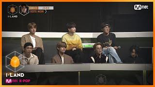 [ENG] I-LAND [최종회] 최종 데뷔조 그룹명의 의미는? 방시혁 프로듀서 & BTS 인터뷰 2…
