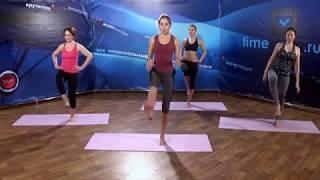 ЙОГАТЕРАПИЯ - суставная гимнастика УРОК 5 | Тренер Арина Ольваник - timestudy.ru
