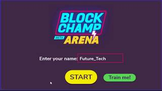 Block Champ - Online Game to Play with Friends
