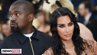 Kim Kardashian & Kanye West's Custody Battle Update!