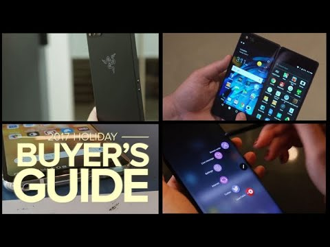 Holiday Buying Guide 2017: Best Mobile Phones