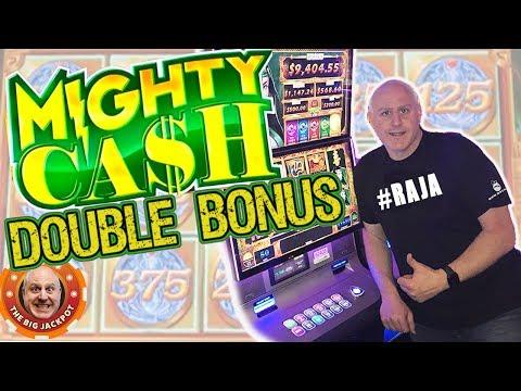 ?DOUBLE BONU$ WIN$ ?Mighty Cash Fun ?- The Big Jackpot - 동영상