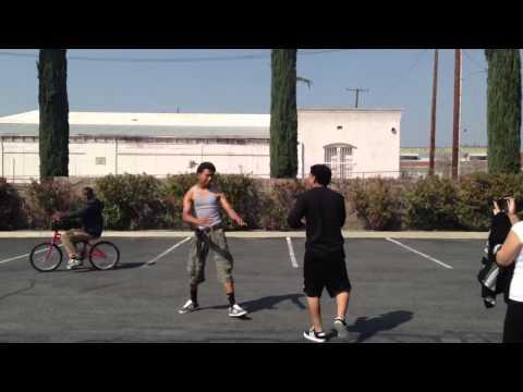 Adam vs Peter Redlands, CA