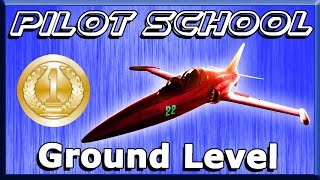 GTA 5 Online: SA Flight School - Ground Level (Ultimate Gold Guide / Perfect Score)