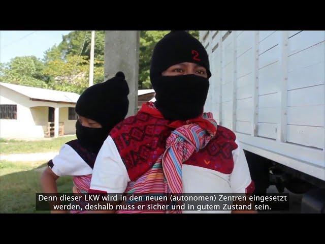 Chauffeurinnen Zapatistas II – Choferas II
