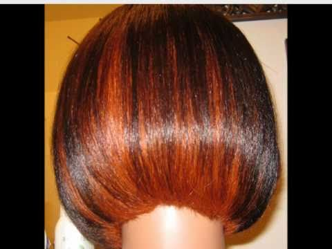 two toned colors two toned 1b s350 quick weave cap wig youtube