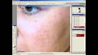 Уроки photoshop.9 урок.Исправление дефектов с помощью инструментов ретуши.