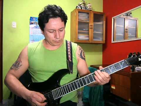 indiana-hombres g-cover guitar