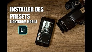 How To Download Presets To Lightroom Mobile Iphone