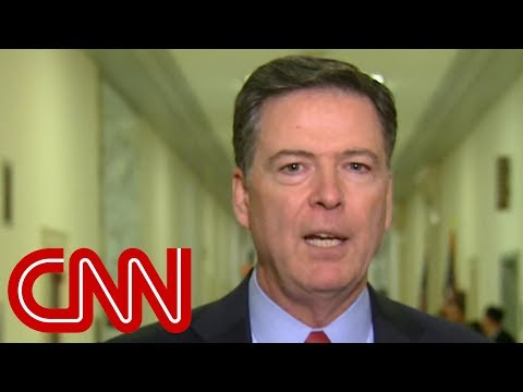 James Comey unleashes on GOP over Trump