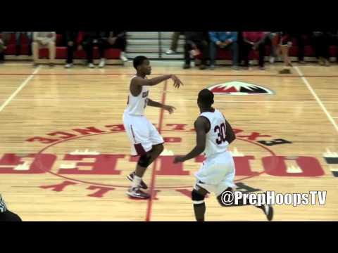 Clark Bishop 2013 Detroit Renaissance High School highlights vs Detroit Community