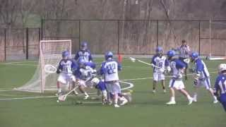 Matt Petrick Lacrosse Highlights 2013-Part 2