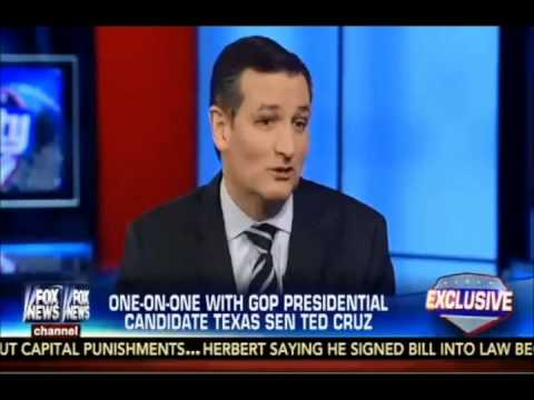 "Fox News: Sen. Cruz Declares Himself A ""Natural Born Citizen"" And Eligible To Be President"
