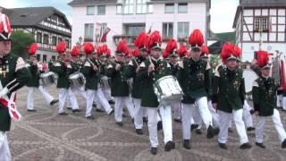 Schützenfest 2017 -  Parade der Bürgerschützen