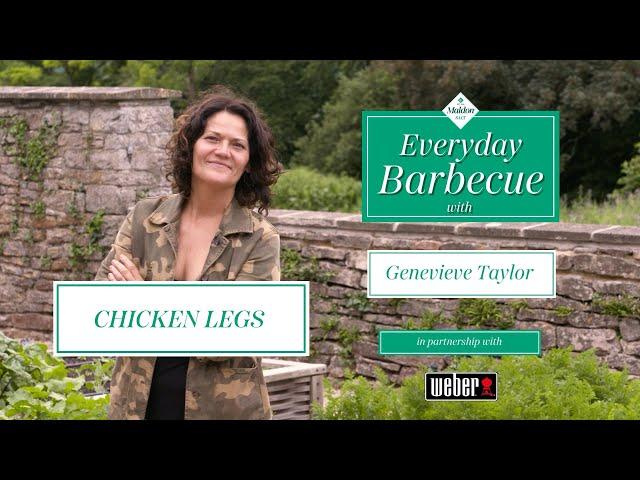 BBQ Alabama chicken salad  - Everyday BBQ