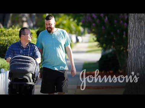 Before and After Adopting a Baby: Doug & Glen | JOHNSON'S®