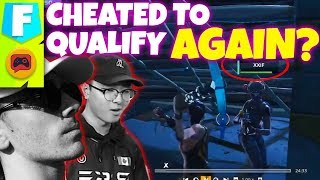 Fortnite News | Was XXIF Cheating AGAIN for World Cup? Here's the Evidence