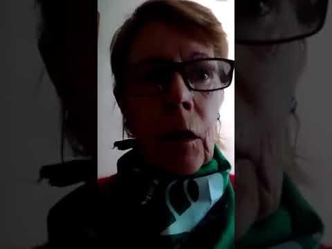 María Laura Bretal apoya al Frente de Izquierda y la candidatura de Myriam Bregman