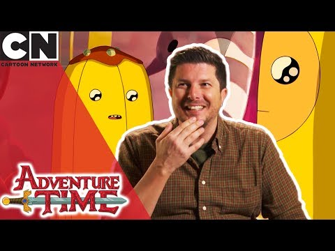 Adventure Time | Guide To Writing - Kent Osborne | Cartoon Network