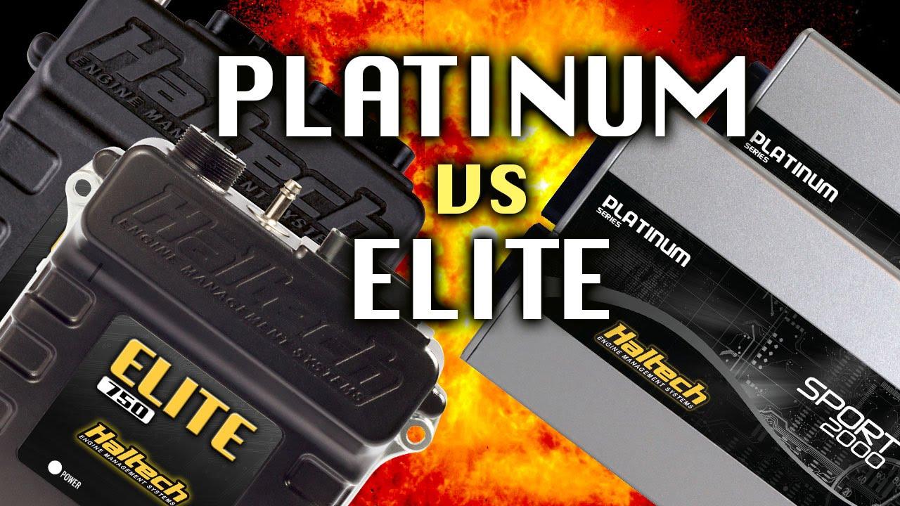 Elite VS Platinum Series - Product Overview