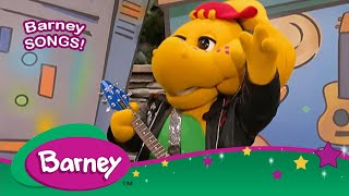 Barney|SONGS|Little Red ROCKING Hood
