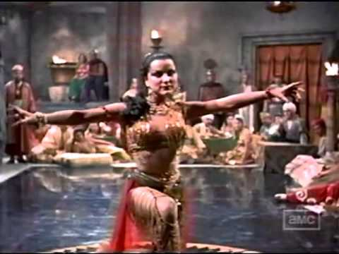 Debra Paget- Princess of the Nile- #1 Crush, Original video, not the Annie Eichorn stolen video.