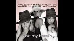 Destinys Child   Lose My Breath Reggae Remix