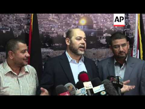 Hamas negotiator returns to Gaza from Egypt, comments on ceasefire