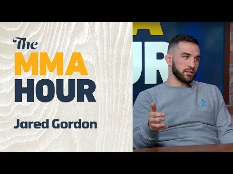 After Three Drug Overdoses, Jared Gordon has Goals Greater Than Becoming UFC Champion