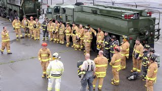 US Army MOS 12 M firefighter Military careers